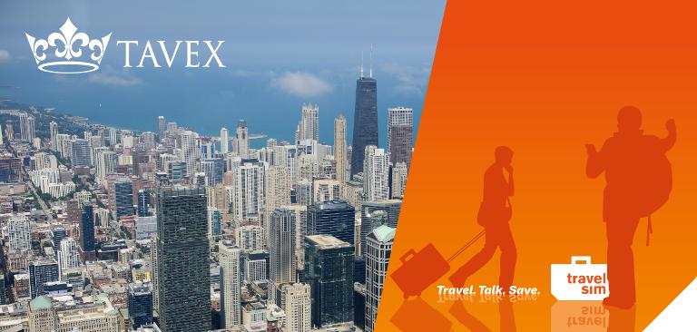 tarptautiskie zvani TravelSIM Tavex