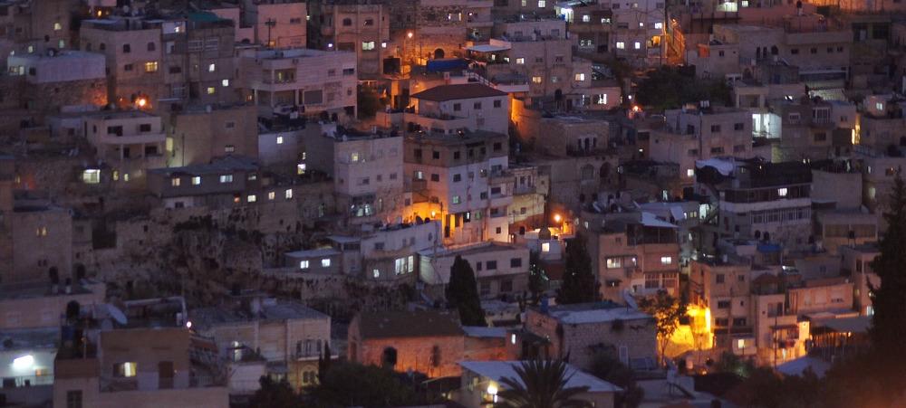 israel-houses