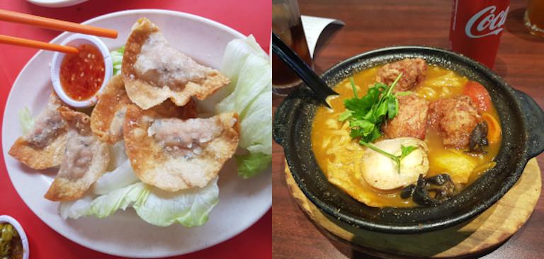 pusdienas Malaizijā
