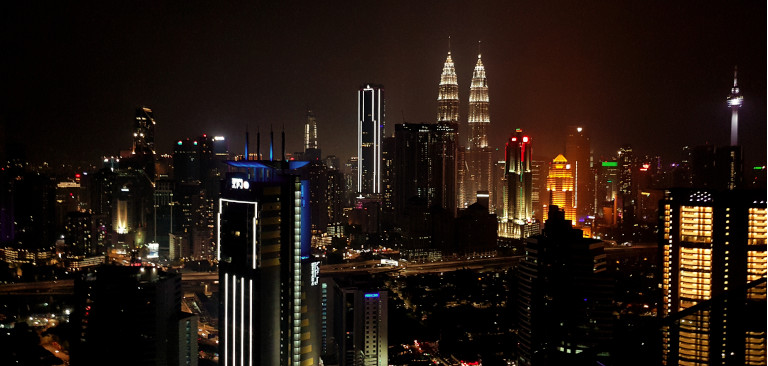 Naksnīga Malaizija